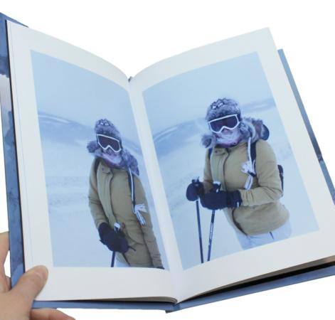 A4 pysty kuvakirja 39€ Sisältää 40sivua, eli 20 lehteä