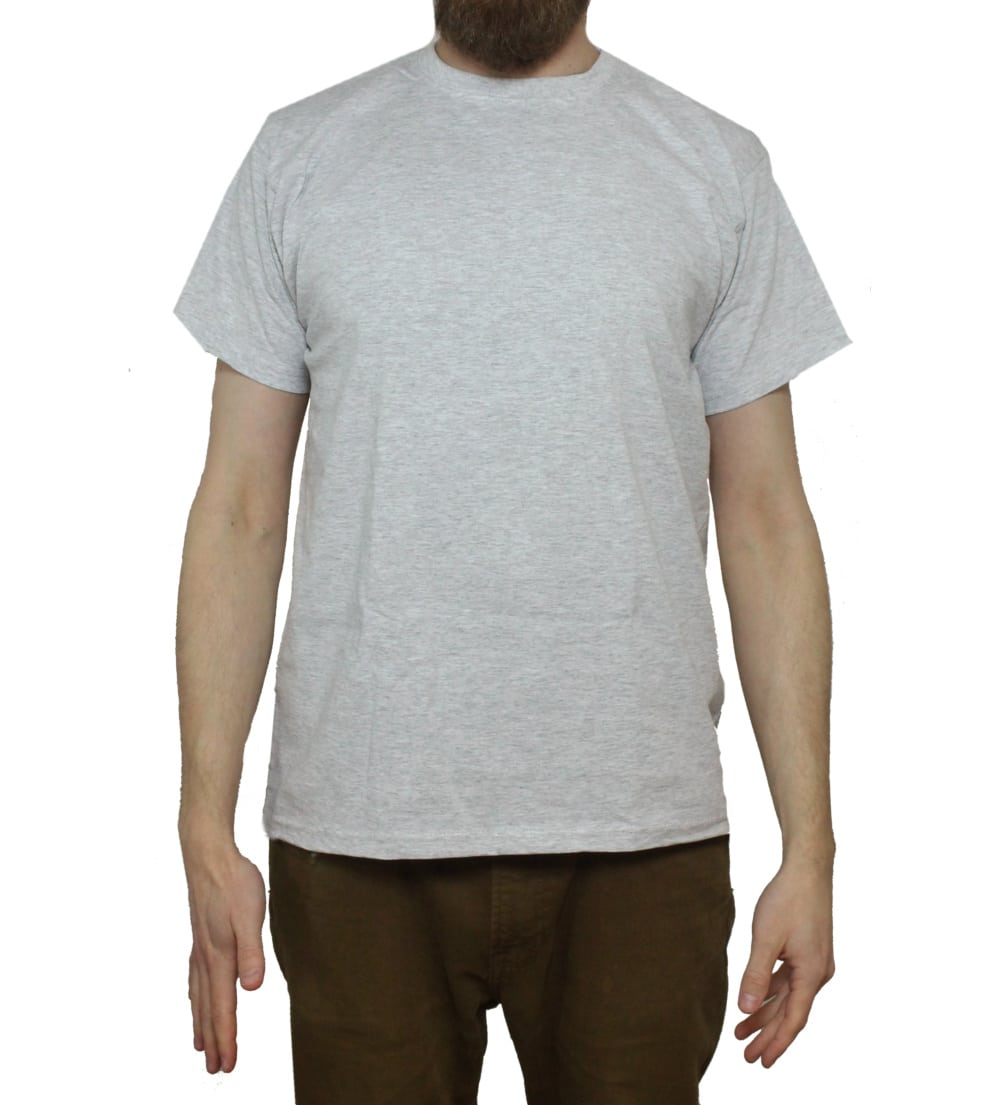harmaa t paita omalla kuvalla