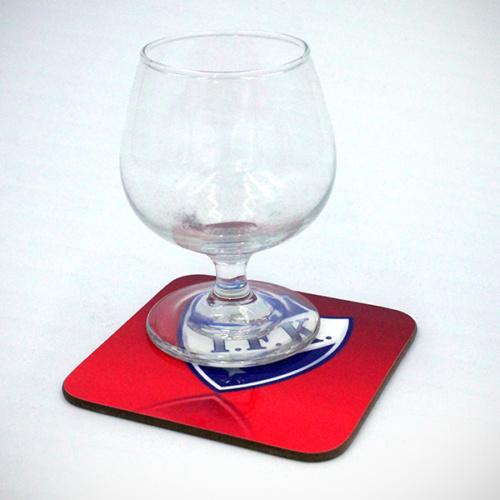 HIFK lasinaluset omalla kuvalla